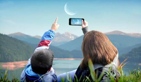 Star Walk: observar el universo en realidad aumentada -aulaPlaneta | The Future of Education  - Where do we go now? | Scoop.it