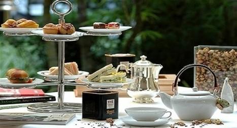 Dicas de decoração de chá da tarde | Notícias | Scoop.it