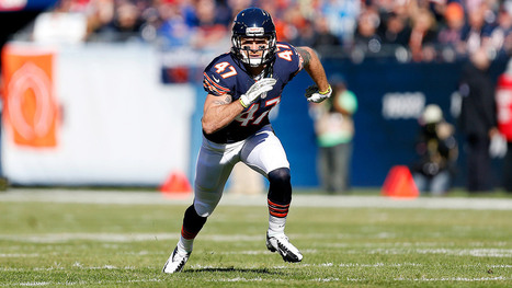 Bears' Conte (shoulder) to miss 4-5 months | Sports Other than Baseball | Scoop.it