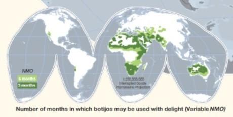 Mapa mundial del botijo | Sistemas de Información Geográfica | Scoop.it