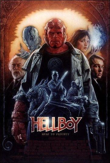 Hellboy o Chico del infierno. | Aprendizaje Y Apoyo Escolar fuera del Aula | Scoop.it