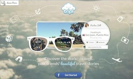 Tripl.com: Crea una infografía de tus viajes a partir de los publicado en las redes sociales | Herramientas digitales | Scoop.it