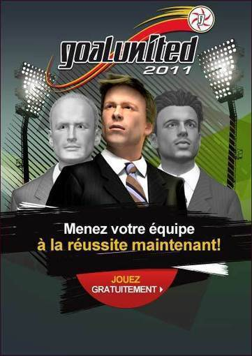 GoalUnited 2011 - jeu gratuit sans téléchargement - Devenez manager de football ! | a-by-asma-el-haddaoui | Scoop.it