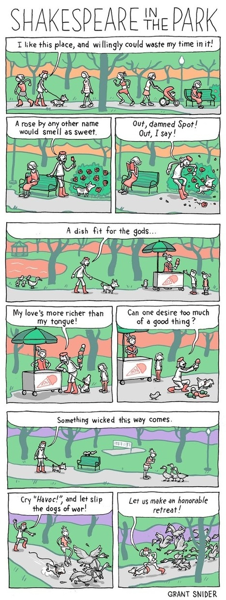 INCIDENTAL COMICS | library articles I like the look of | Scoop.it