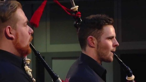 The Red Hot Chilli Pipers Do A Cover Of Avicii's Wake Me Up! Wow Those Bagpipes Sure Rock! | HotHotter | Scoop.it