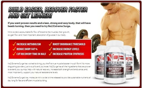 No2 Extreme Surge Review - GET FREE TRIAL SUPPLIES LIMITED!!! | No2 Extreme Surge | Scoop.it