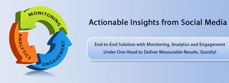 Actionable Social Media Analytics | Social Intelligence, Market Research and Social Media Monitoring Tools | VOZIQ | Social Media Analytics and Online Brad Tracking | Scoop.it