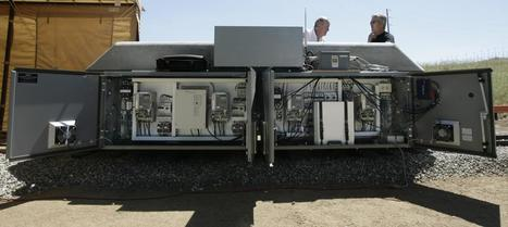 Innovative energy storage project tested near Tehachapi - Bakersfield Californian | Human and Technology | Scoop.it