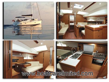 Boats for Sale Malta: Jeanneau Sun Odyssey 42DS | Boatcare | New Boats | Scoop.it