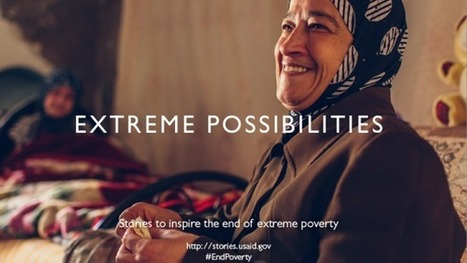 Stories to inspire the end of extreme poverty | Devex | Advocacy communications | Scoop.it