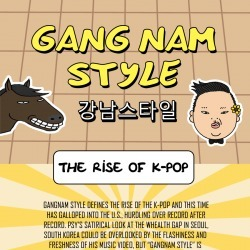 Gangnam Style, The Rise | Visual.ly | Social Media, Communications and Creativity | Scoop.it