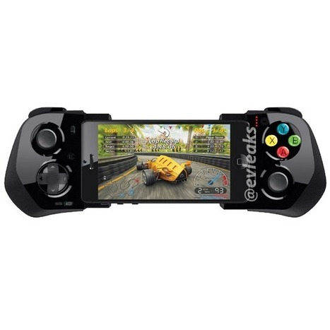 Leaked MOGA iPhone Game Controller [Images] | Apple News - From competitors to owners | Scoop.it