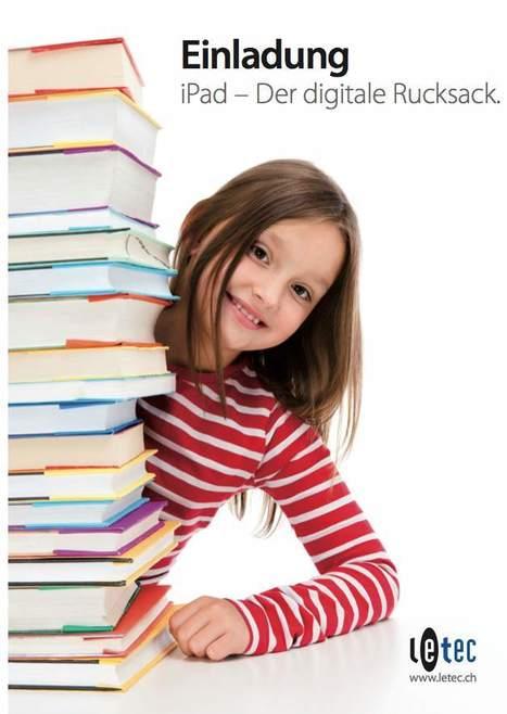 iPad - der digitale Rucksack | Digitales Lernen – mit iPads | Scoop.it