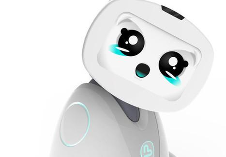Le robot compagnon Buddy sera lancé le 7 juillet sur Indiegogo   Robots & Artificial intelligence   Scoop.it