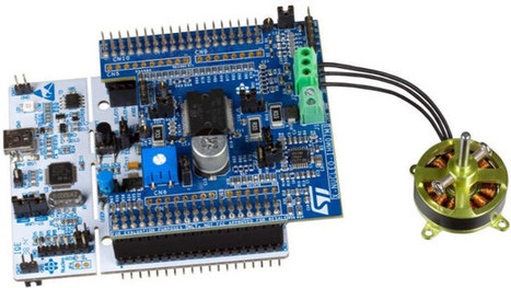 STMicro Introduces $35 STM32 Motor Control Nucleo Pack | Raspberry Pi | Scoop.it