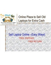 Online Plaza to Sell My Laptop Online for Extra Cash   cashinyourlaptop   Scoop.it