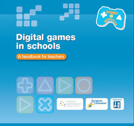 Digital Games: Learning English by Playing ~ Sharing Learning | Gamification in Education | Scoop.it