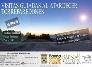 Visitas guiadas al atardecer, Torreparedones | Caminos de Pasión | B | Scoop.it