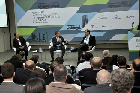 Exploring concession contract models for public transport in Brazilian cities | Urban Development in Latin America | Scoop.it