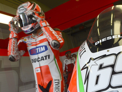 Bravo Nicky:3rd in grid | Ducati news | Scoop.it