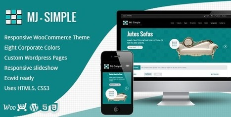 MJ Simple - Responsive WooCommerce theme | 7w Audit checklist Application for Lean Manufacturing | Scoop.it