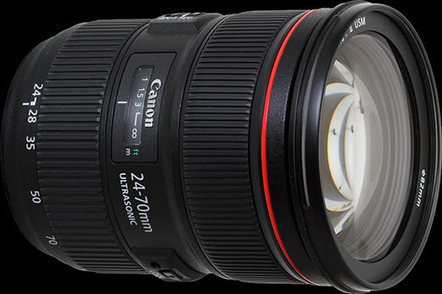Canon EF 24-70mm f/2.8L II USM review: Digital Photography Review | The World of Photography | Scoop.it