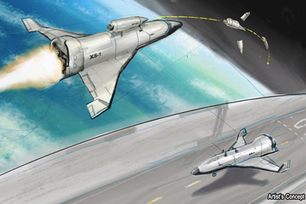 US Military Wants New Experimental Space Plane | The NewSpace Daily | Scoop.it