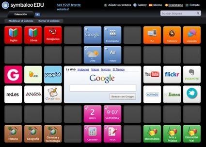 La versión educativa de Symbaloo llega a España | APUNTES DE EDUCACIÓN Y FORMACIÓN | Scoop.it