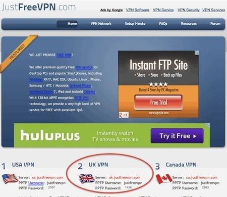 5 Best Free VPN Service Providers - TechyWhack   A Technology Blog   Scoop.it