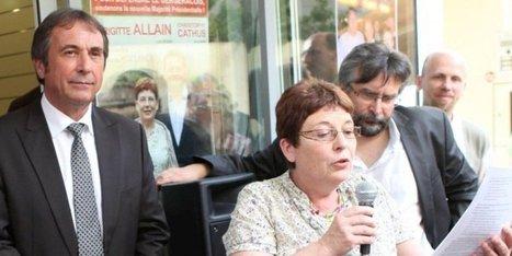 Municipales à Bergerac : la députée Brigitte Allain apporte son soutien à Dominique Rousseau, contrairement à Lionel Frel | Bergerac2014 | Scoop.it