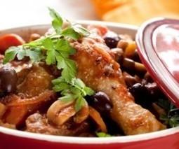 Sebzeli Piliç Güveçi Tarifi | zeytinyaglitarifler | Scoop.it