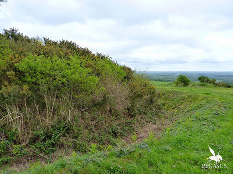 La guerre des Gaules: Motte castrale de Saint-Gildas (ancien oppidum) | La Guerre des Gaules en BD | Scoop.it