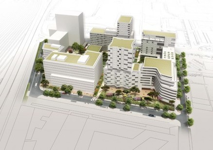 A Marseille, Eiffage lance son écoquartier du futur - Aménagement | Newslettter | Scoop.it