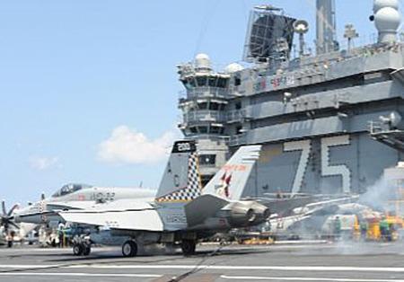 European, US Dignitaries Tour USS Harry S. Truman >> Naval Today | Custom Military Rings | Scoop.it