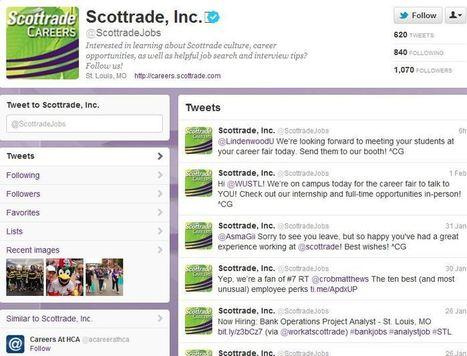 Job Postings & Social Media: Does it Work?   TweetMyJobs Blog   Social Media for Recruiting   Scoop.it