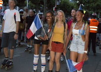 Une rando roller spécial foot | Strasbourg Eurométropole Actu | Scoop.it