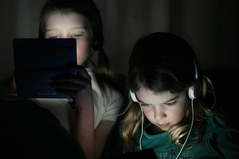 How Much Screen Time Is Ok For Kids? Chicago's TEC Center Weighs In   Educommunication   Scoop.it