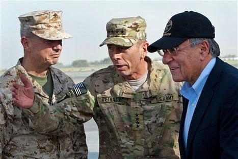 Petraeus-Broadwell Scandal Expands to Top NATO Commander General Allen | General petraeus | Scoop.it