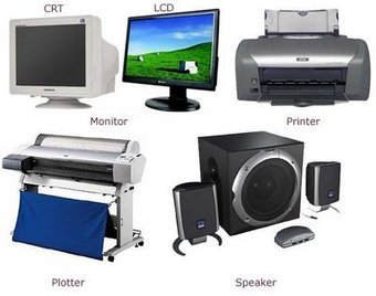 What is Output Device of Computer ~ Computer Columns l Technology, Free Software and Best Tutorial. | Computer Columns | Scoop.it