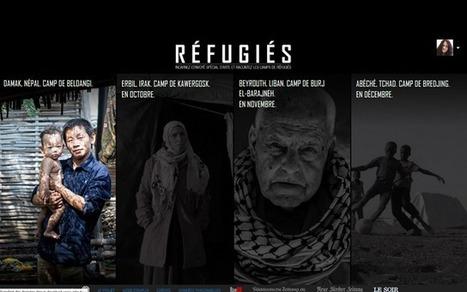 Réfugiés, un Serious Game dans la peau d'un envoyé spécial d'Arte | Long life learning : anytime, anywhere | Scoop.it