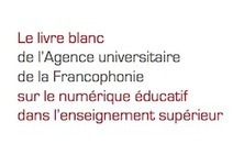 Le livre blanc de l'AUF sur le numérique éducatif dans l'enseignement supérieur | TICE & FLE | Scoop.it