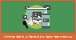 Comment réaliser un Facebook Live depuis votre ordinateur (OBS Studio) | Contenus vidéo sur internet : de la puissance à l'exigence | Scoop.it