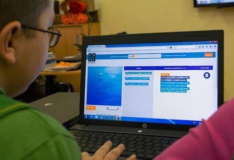 Les programmes officiels 2016 : place de la programmation et du code dès l'école primaire. | Vie numérique  à l'école - Académie Orléans-Tours | Scoop.it