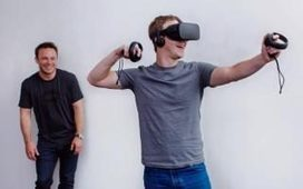 Facebook builds virtual reality team in London | Learning Trends | Scoop.it