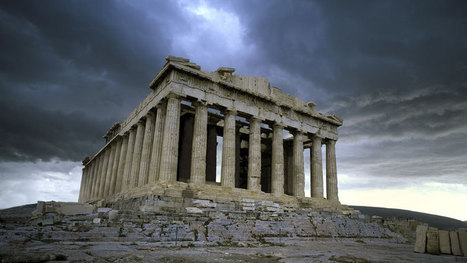 Greek antiquities threatened by austerity plan - World - CBC News | Ancient Cities scoop.it | Scoop.it