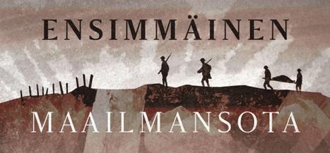 Ensimmäinen maailmansota 1914–1918 – lyhyt oppimäärä | History | Scoop.it