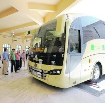 El uso del autobús en el área metropolitana crece - Diario Jaen | TimeOnDriver | Scoop.it