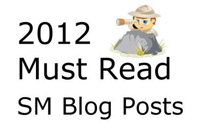 31 Must-Read Social Media Blog Posts | Social Marketing Revolution | Scoop.it