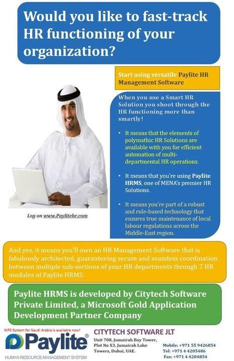 HR Management Software | software&technology | Scoop.it