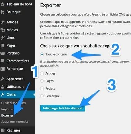 Réussir sa mise à jour WordPress : Checklist des 15 étapes | Au fil du Web | Scoop.it